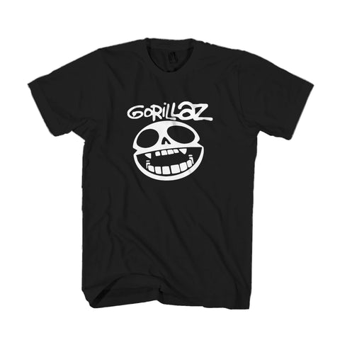 Gorillaz Band Logo Hip Hop Trip Hop Alternative Rock Electronica Man's T-Shirt
