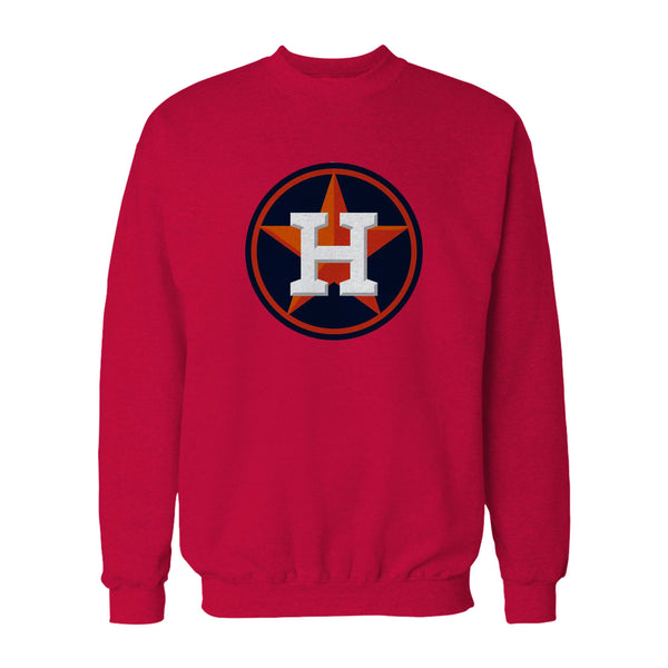 Houston Astros Retro Star World Series Champions Sweatshirt