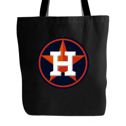 Houston Astros Retro Star World Series Champions Tote Bag