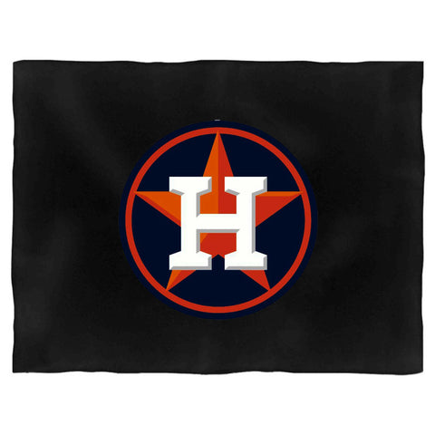 Houston Astros Retro Star World Series Champions Blanket