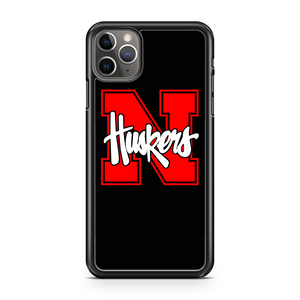 Husker Nebraska Frost Football Club iPhone 11 Pro Max Case
