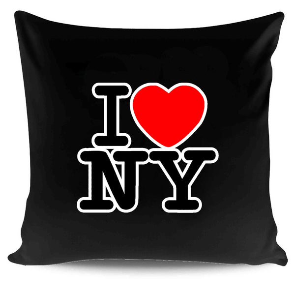 I Love New York Parody Gift Pillow Case Cover