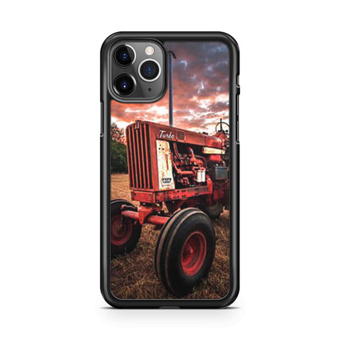Ih International Harvester Retro Tractor iPhone 11 Pro Max Case
