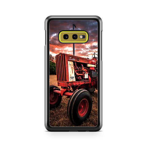 Ih International Harvester Retro Tractor Samsung Galaxy S10 Case