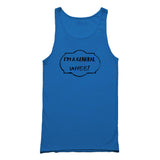Im A General Whee A Hamilton Lyric Tank Top