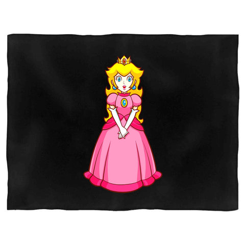 Im A Peach Princess Peach Video Games Blanket