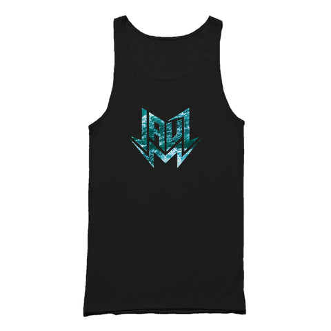 Jauz Graphic Festival Music Logo Tank Top