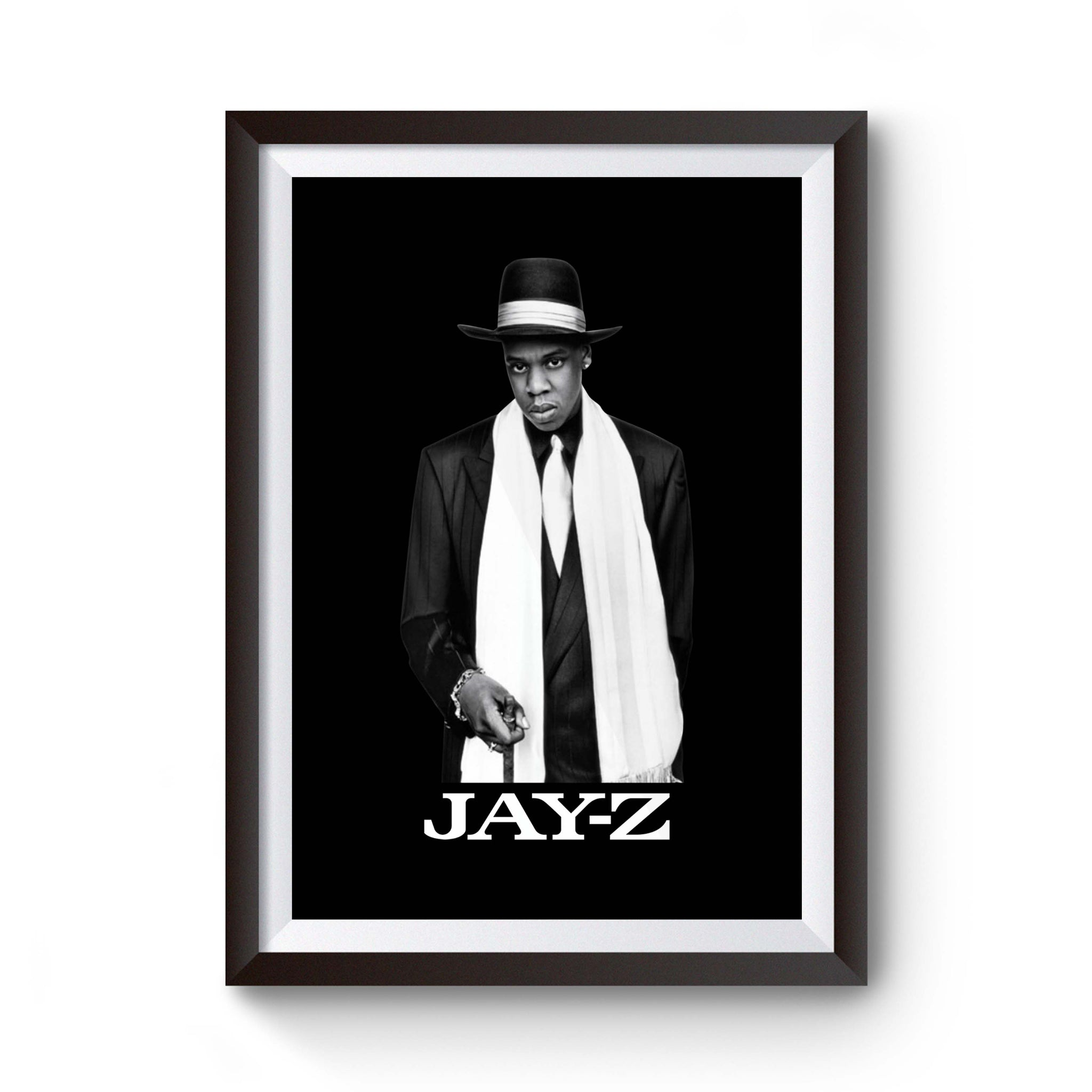 Jay Z Reasonable Doubt Hip Hop Music Rappers Jigga Roc A Fella Poster