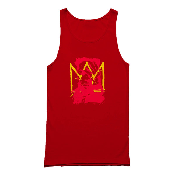 Jean Michel Basquiats Crown Tank Top