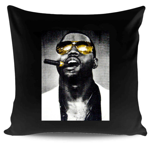 Kanye West Hip Hop Rapper Music Pillow Case Cover