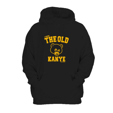 Kanye West I Miss The Old Kanye Hip Hop Kim Kardashian Kendrick Lamar J Cole Drake Jay Z Notorious Big Tupac Hoodie