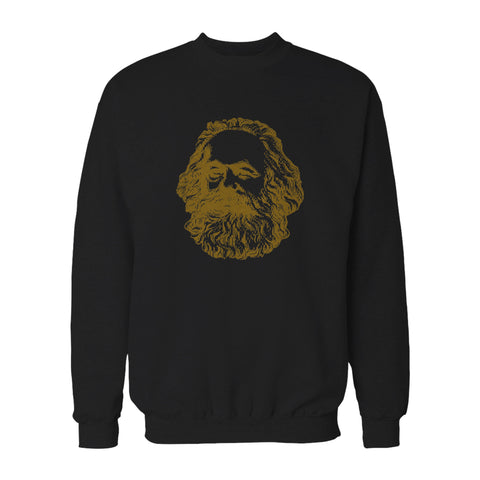 Karl Marx Civil Disobedience Company Sweatshirt