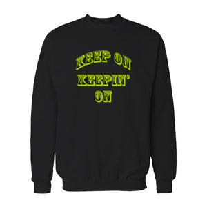 Keep On Keepin On Atlanta Show Earnest Marks Paper Boy Childish Gambino 3005 Donald Glover Hip Hop Rap Because The Internet Sweatshirt
