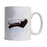 Larry David Curb Your Enthusiasm Seinfeld Fan Mug