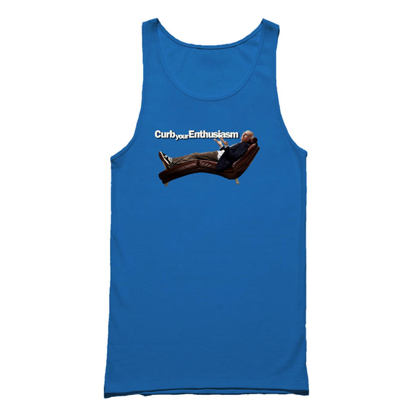 Larry David Curb Your Enthusiasm Seinfeld Fan Tank Top