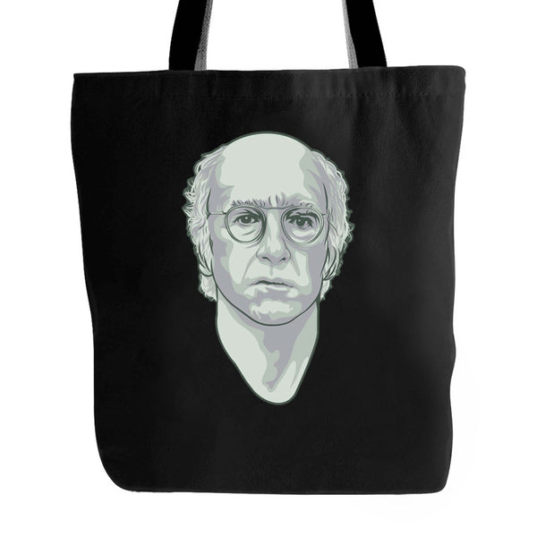 Larry David Gesture Curb Your Enthusiasm Seinfeld Art Tote Bag