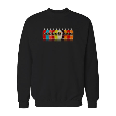 Mad Dog Md 2020 Funny Wine Bottle Drinking Alcoholic Drunk Classy Sweatshirt