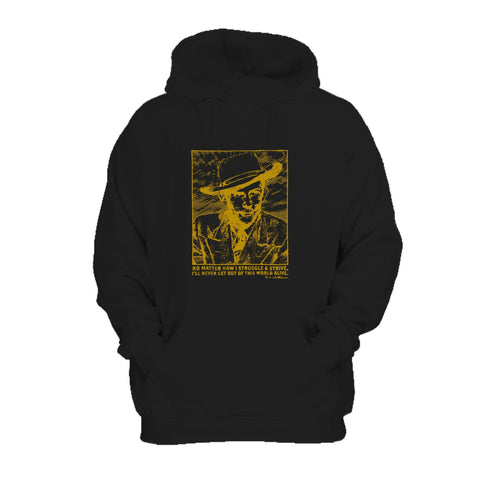 Mammoth Hank Williams Sr Alabama Country Music Legend Hank Montgomery Hoodie