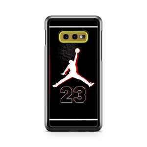 Michael Jordan Air Dunk 2 Halftone Samsung Galaxy S10 Case