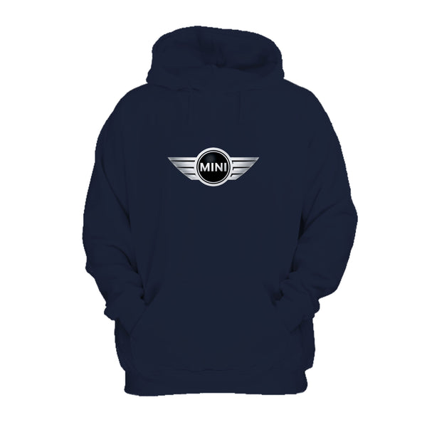 Mini Cooper S Badge 60s Music John Lennon Hoodie