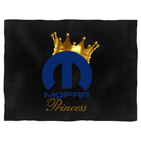 Mopar Princess Challenger Charger Srt Hellcat Dodge Plymouth Jeep Blanket