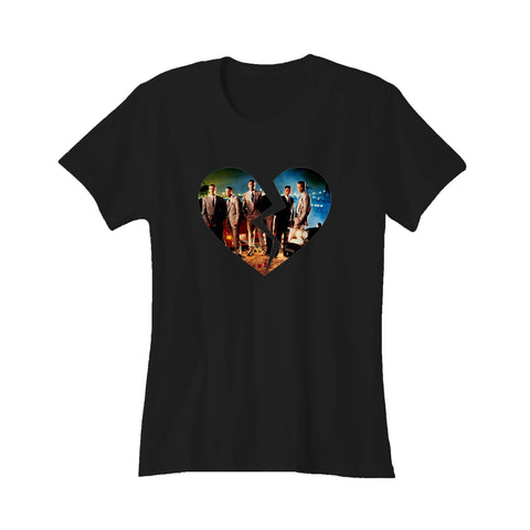 Ne Heartbreak Jack Swing Bobby Brown Michael Bivins Ralph Tresvant Johnny Gill Bbd Bell Biv Devoe Music If It Isn't Love Women's T-Shirt