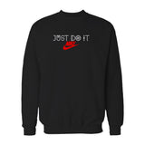 Nike Big Logo Typography Sweatshirt