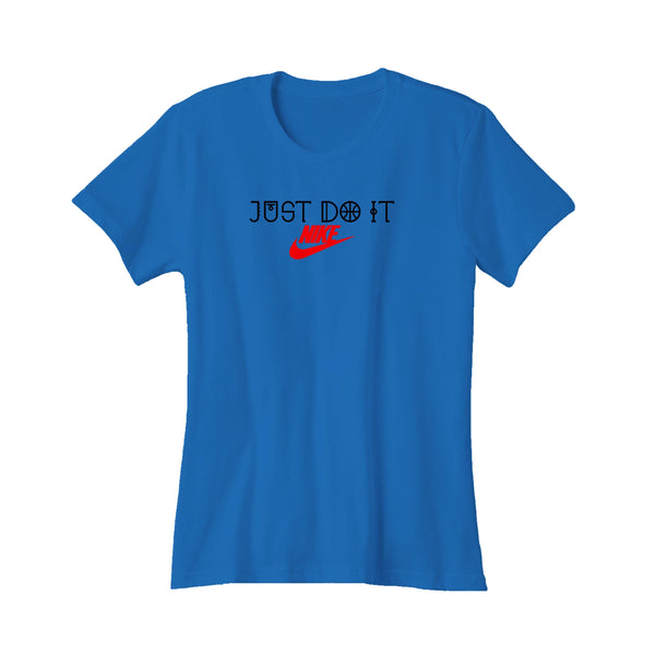 Nike Big Logo Typography Women's T-Shirt