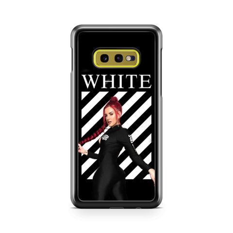 Nike Off White Justina Samsung Galaxy S10 Case