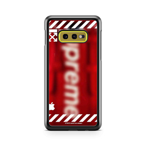 Nike Off White Supreme Iphone Samsung Galaxy S10 Case