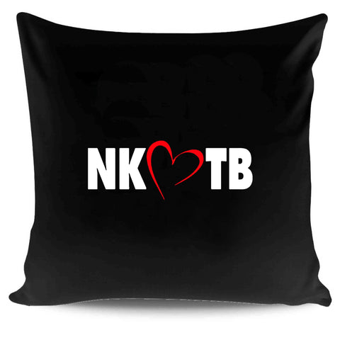 Nkotb Heart Logo Inspired Pillow Case Cover