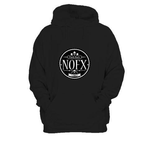 Nofx Punk Rock Band Coaster Cd Hoodie
