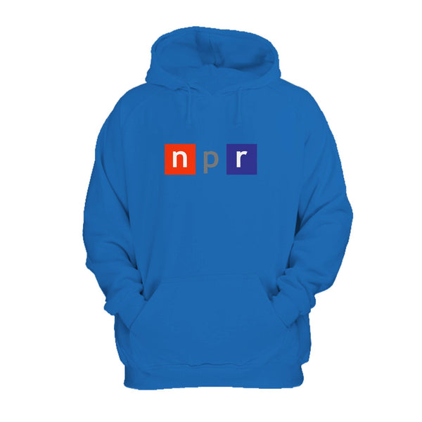 Npr Logo National Public Radio Media United States Hoodie