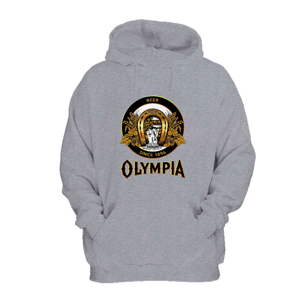 Olympia Beer It's The Water Graphic Creedence Hoodie