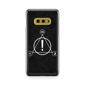 Panic At The Disco Logo Icon Samsung Galaxy S10 Case