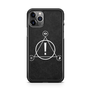 Panic At The Disco Logo Icon iPhone 11 Pro Max Case