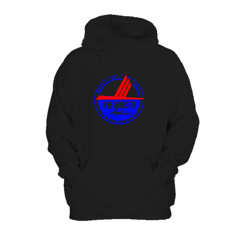 Piedmont Airlines Logo Fly Airplane Hoodie