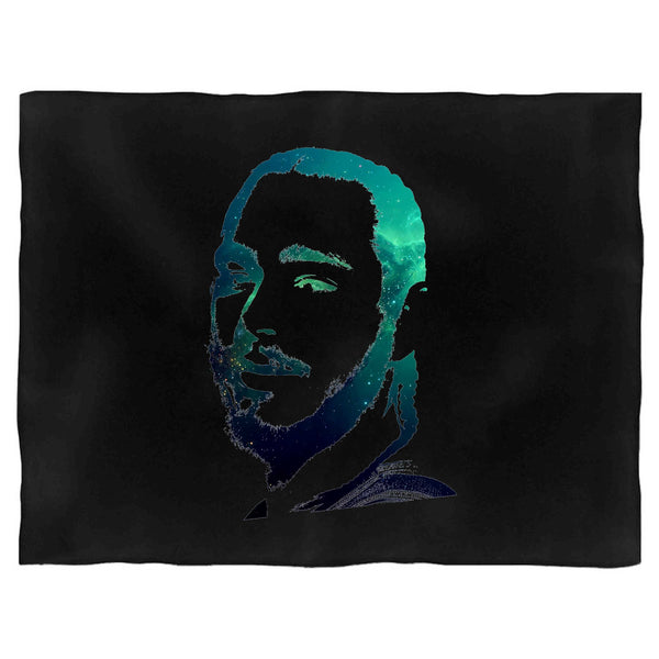 Post Malone Rapper Music Rock Blanket