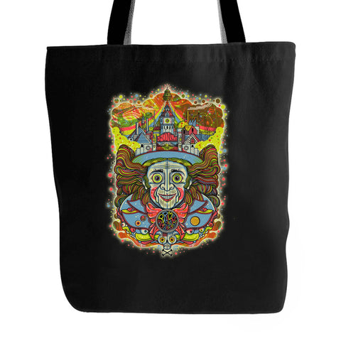 Primus In Willy Wonka Style Logo Tote Bag