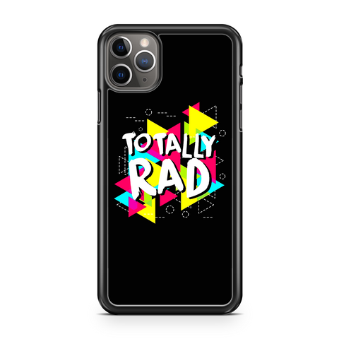 Rad 80s Vintage Retro.png iPhone 11 / 11 Pro / 11 Pro Max Case