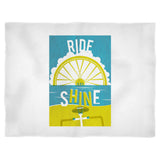 Ride And Shine Cycle Blanket