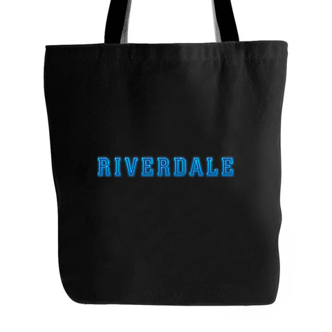 Riverdale Vixens Jughead Betty Veronica Archie Tv Show Tote Bag