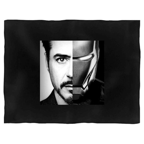 Robert Downey Jr. Iron Man Baseball Hipster Blanket
