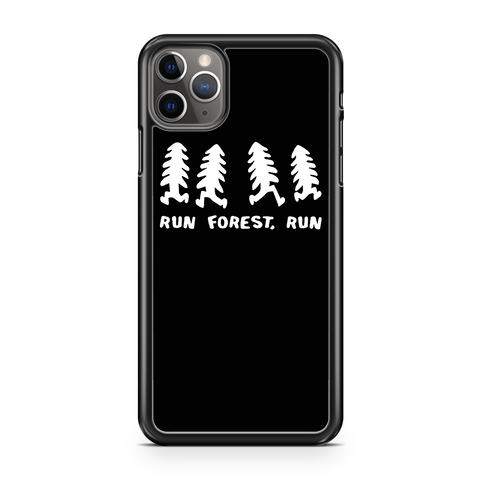 Run Forest Run Movie Quote.png iPhone 11 / 11 Pro / 11 Pro Max Case