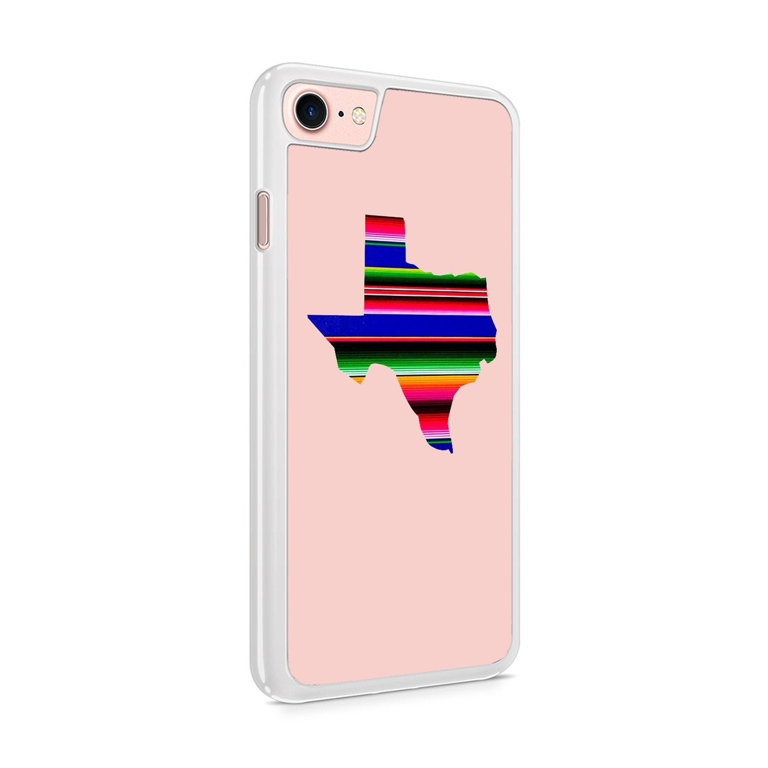 Serape Colorful Sweet Texas Treasures Aztec Falsa Fiesta Themed Texan Iphone 8 CasePlus / 5 / 5S / 5C Case