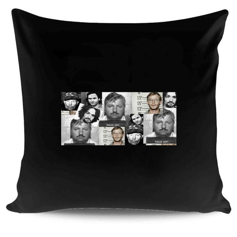 Serial Killer Skater Gothic Pillow Case Cover
