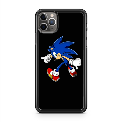 Sonic The Hedgehog Art.png iPhone 11 / 11 Pro / 11 Pro Max Case