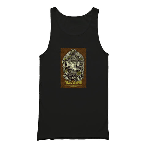 Soundgarden Chris Cornell Badmotorfinger Grunge Rock Graphic Tank Top