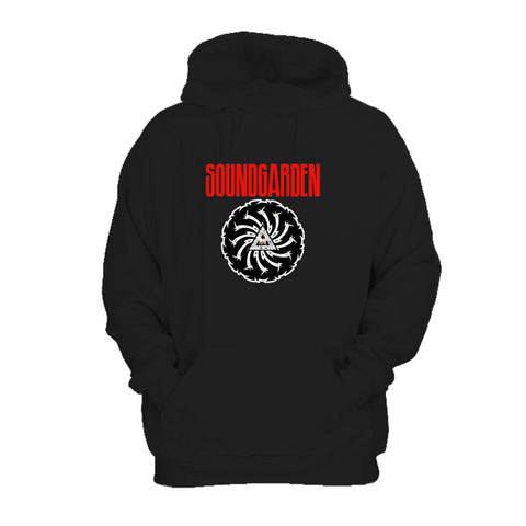 Soundgarden Logo Pearl Jam Nirvana Drunge Music Rock Heavy Chris Cornell Legend Cult Classic Vintage Hoodie