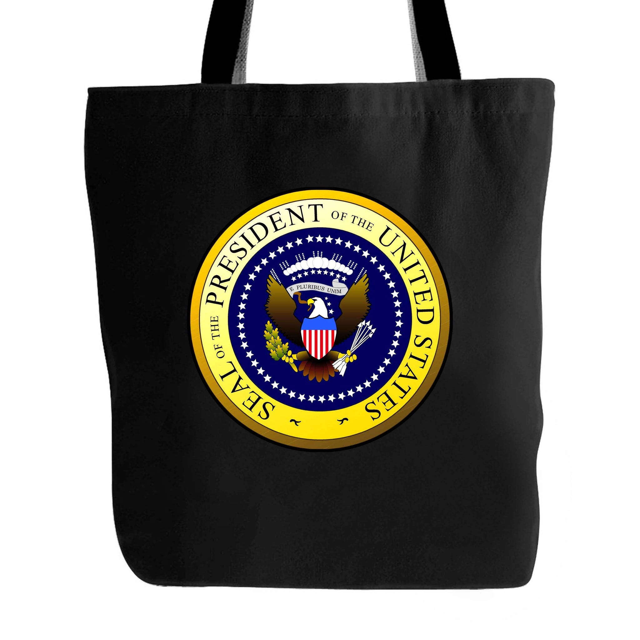 St Louis Presidential Seal Logo Tote Bag